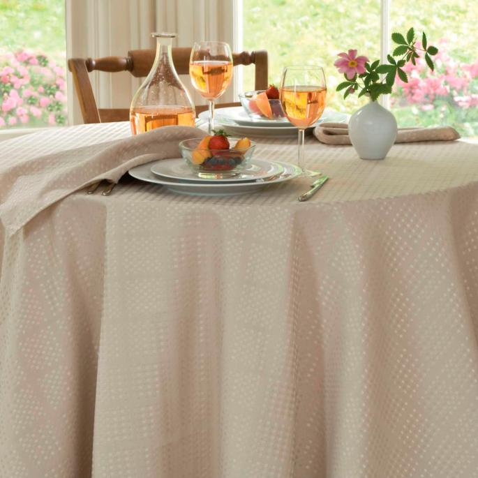Eco Friendly Tablecloth Frontgate
