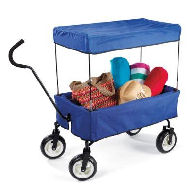 Mobile Folding Wagon Frontgate