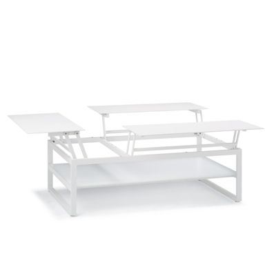 riviera multi position coffee table frontgate