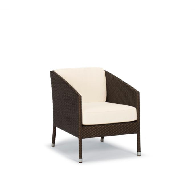 Meridian Lounge Chair With Cushions Frontgate