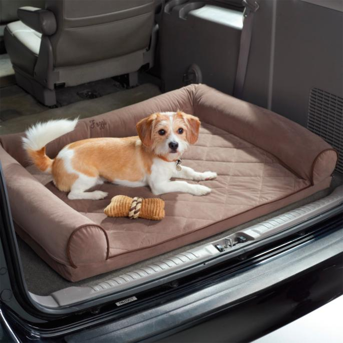 Quilted Suv Bolster Bed Frontgate