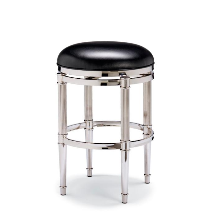 Birmingham Counter Height Backless Bar Stool 26h Seat Frontgate