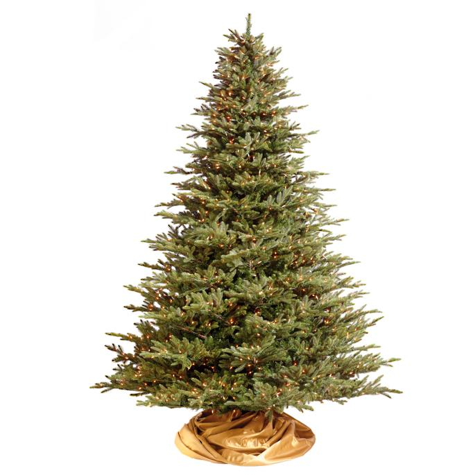Deluxe Fraser Christmas Tree with