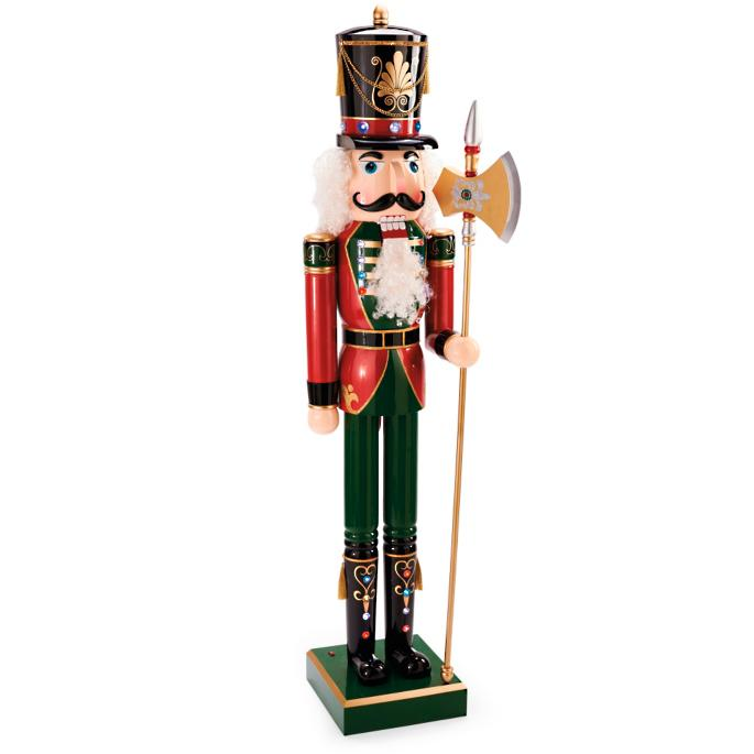 Traditional Soldier Nutcracker Frontgate
