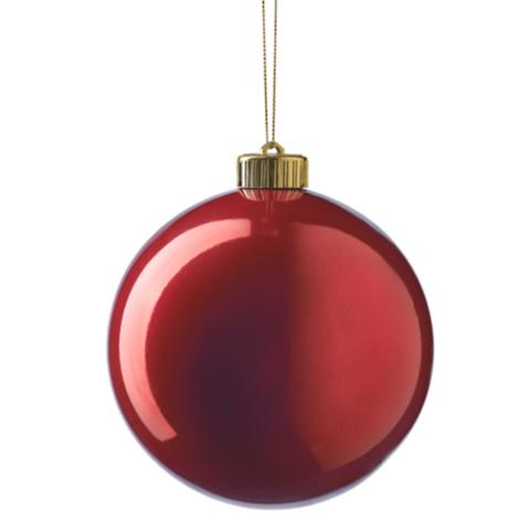 large outdoor christmas ornament