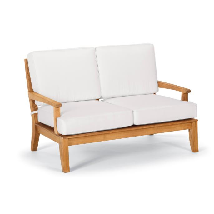- Melbourne Loveseat With Cushions Frontgate