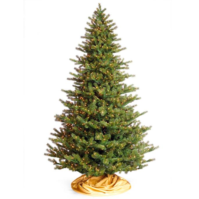 Northwoods Fir Christmas Tree with
