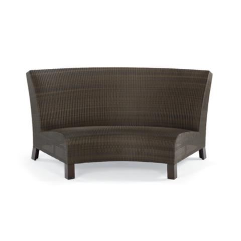 Fine Del Mar Curved Modular Seating Gmtry Best Dining Table And Chair Ideas Images Gmtryco
