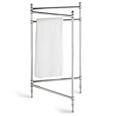 Belmont Folding Towel Rack Frontgate