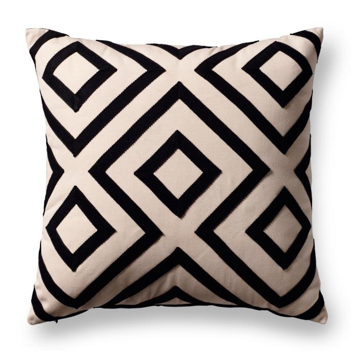 Safari Graphic Outdoor Pillow Frontgate