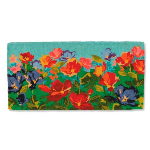 Wildflowers Coco Door Mat