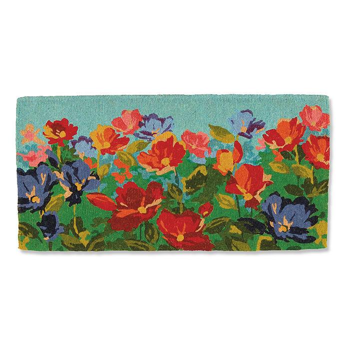 Wildflowers Coco Door Mat Frontgate