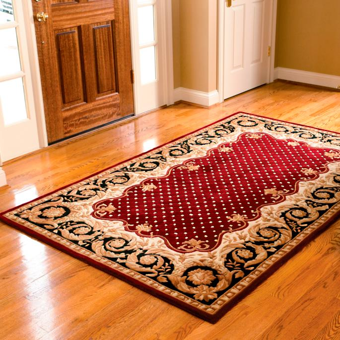 Naples Area Rug Frontgate