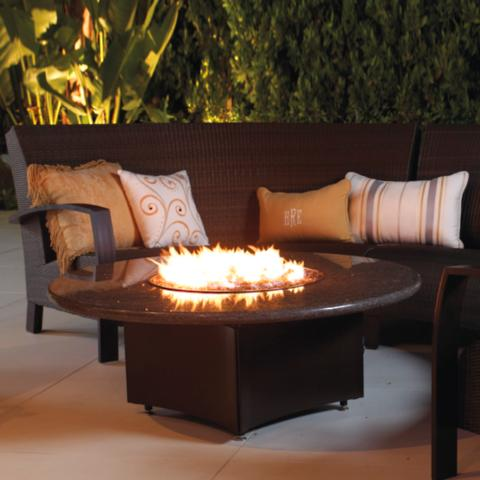 Beckett Fire Table - Oriflamme Fire Tables Frontgate