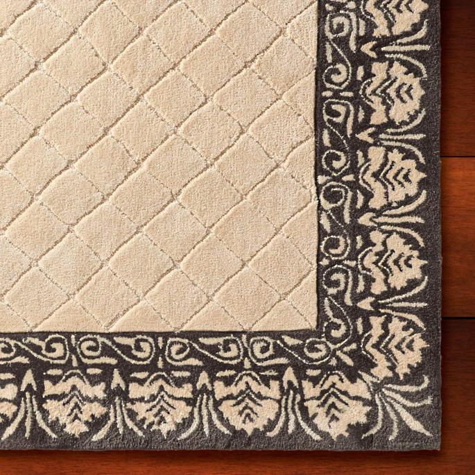 Harrison Easy Care Rug Frontgate