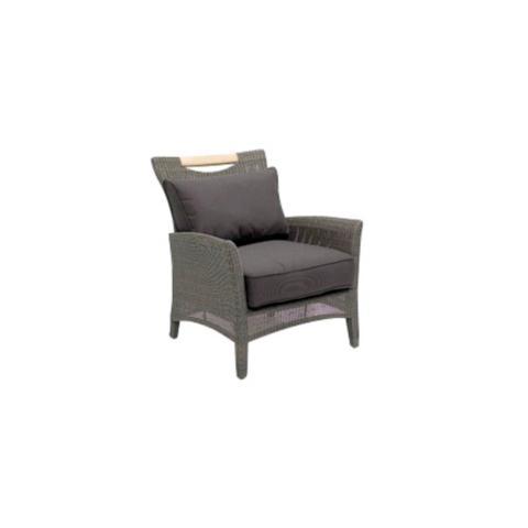 Casablanca Deep Seating Armchair With Cushion