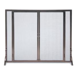 Full Height Fireplace Screen - Small