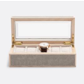 Elmbridge 5-watch Box by Pigeon and Poodle
