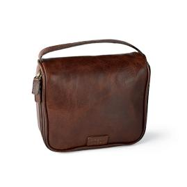 Donald Leather Dopp Kit by Moore and Giles