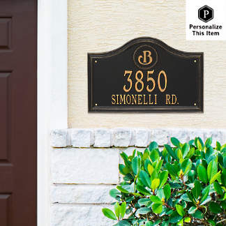 Address Plaques and Mailboxes | Frontgate