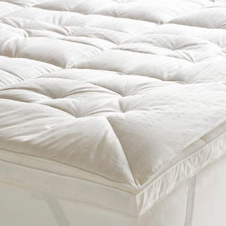 Mattress Pads Toppers Featherbeds Bedding Essentials Frontgate