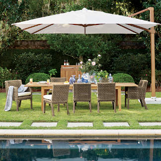Patio Umbrellas | Frontgate