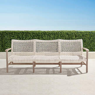 Outdoor Sofas Outdoor Sectional Sofas Frontgate