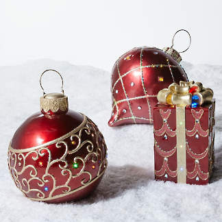 Commercial Shatterproof Large Christmas Ornaments Christmas Tree