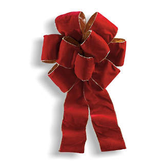Christmas Ribbon.Christmas Tree Ribbon Christmas Tree Bows Christmas