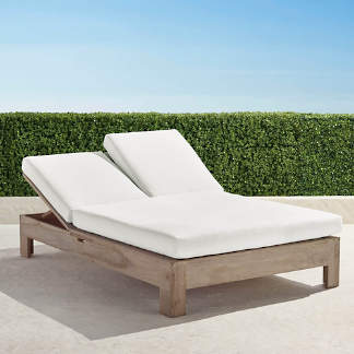 Tremendous Outdoor Chaise Lounges Chairs Patio Frontgate Alphanode Cool Chair Designs And Ideas Alphanodeonline