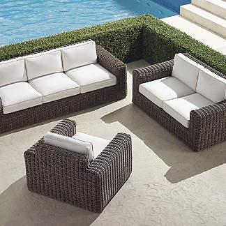 Vista Outdoor Furniture Set | Frontgate