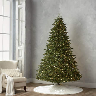 Artificial Christmas Trees and Pre-lit Trees | Frontgate