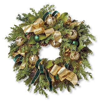 """Cumberland Gate 32"""" Wreath"""