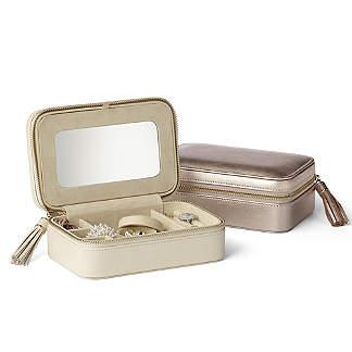 Stella Rectangle Jewelry Case