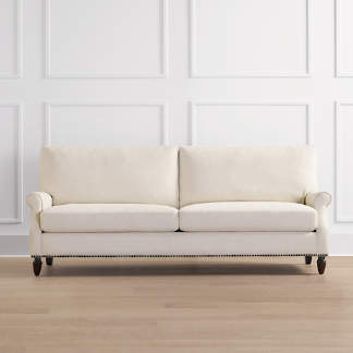 Sofas - Loveseats - Leather Sofa - Luxury Sofa - Settees | Frontgate