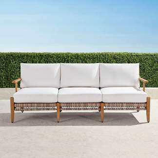 Outdoor Sofas - Outdoor Sectional Sofas | Frontgate