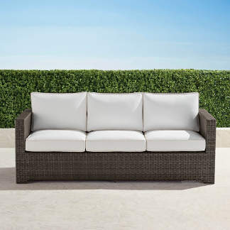 Small Palermo Outdoor Furniture Set Frontgate
