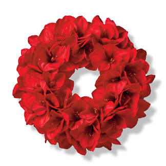 Holiday Wreaths Artificial Christmas Wreath Pre Lit