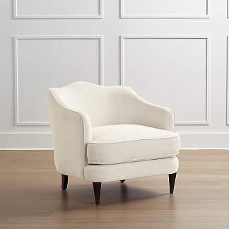 Amazing Accent Chairs Under 1 500 Frontgate Uwap Interior Chair Design Uwaporg