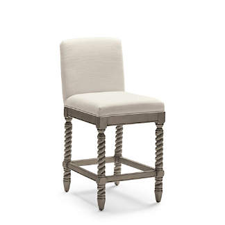 Fabulous Bar Stools Counter Stools Kitchen Bar Chairs Frontgate Bralicious Painted Fabric Chair Ideas Braliciousco