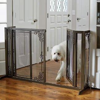 Pet Gates And Mesh Pet Barriers Frontgate