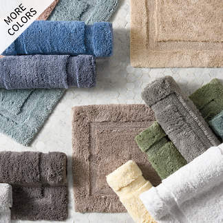 Resort Bath Collection Bath Rugs And Towels Frontgate