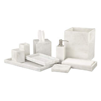 Countertop Bath Sets And Bathroom Trash Cans Frontgate