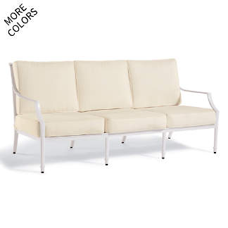 Frontgate Grayson White Outdoor Furniture Collection Patio