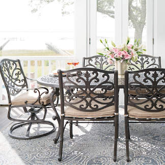 Frontgate Orleans Outdoor Furniture Collection Patio