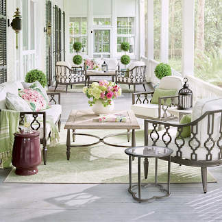 Cast Aluminum Patio Furniture Frontgate