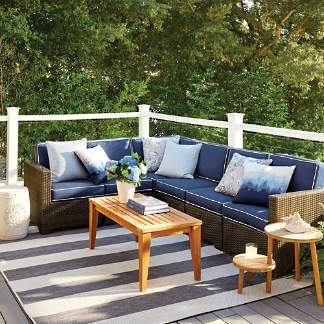 Patio Furniture For Small Spaces Frontgate