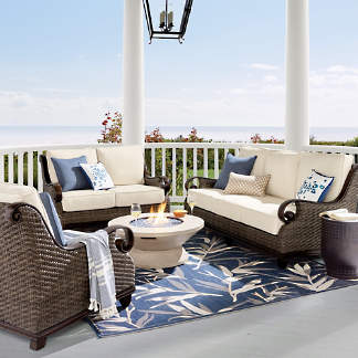 Frontgate St Martin Outdoor Furniture Collection Patio Furniture Sets