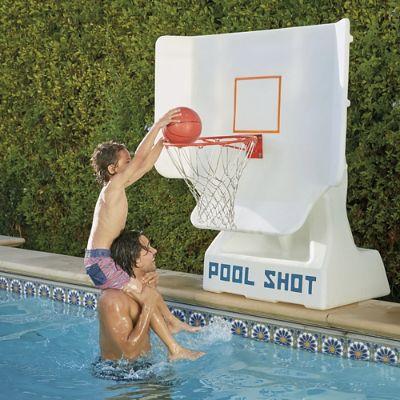 Pool Basketball Hoops Frontgate