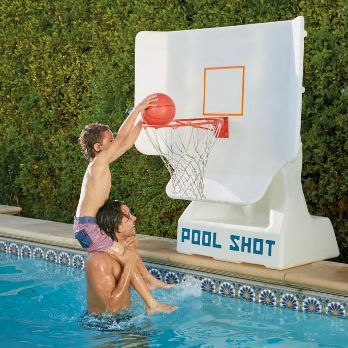 Pool Basketball Hoops | Frontgate
